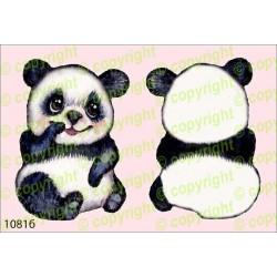 Велюрик панда