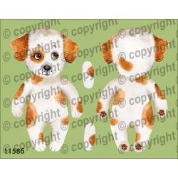 Велюрик щенок