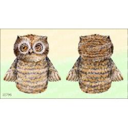 Велюрик мудрая сова