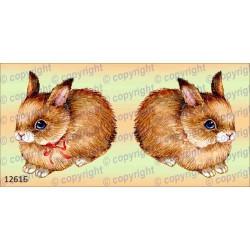 Велюрик кролик