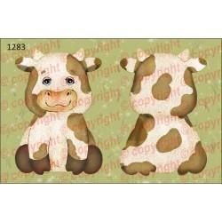 Велюрик корова