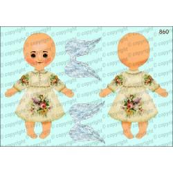 Велюрик кукла 860