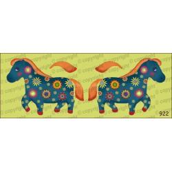 Велюрик лошадка