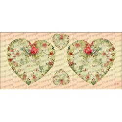Велюрик сердце 931