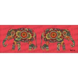 Велюрик слон 514