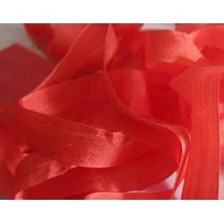 Лента шелковая  (цвет 35)