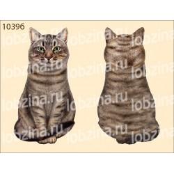 Велюрик кошка